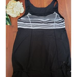 Lululemon Athletic Black Top Size Small